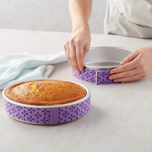 Cake Strips Adjustable Baking Band