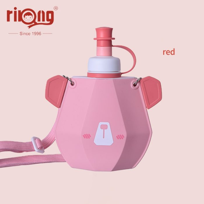 Kid's Drinking Bottle with Strap