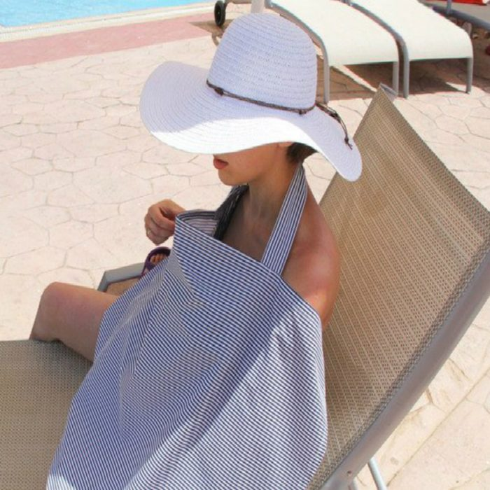 Breastfeeding Cover-Up Nursing Apron