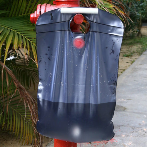 Outdoor Solar Shower 20L Camping Shower