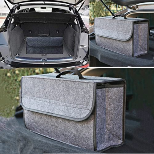 Car Trunk Storage Felt Organizer