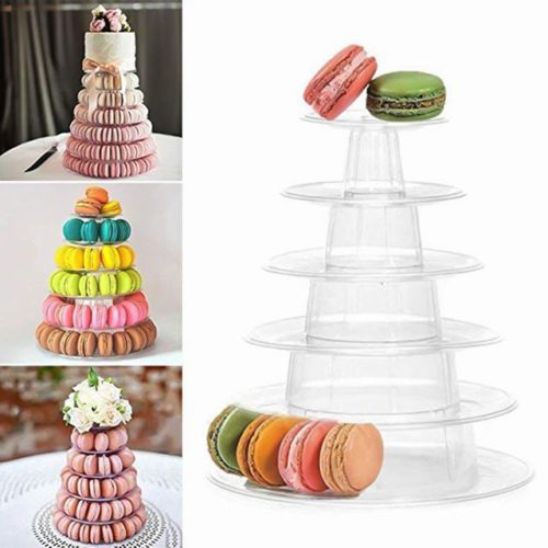 Macaron Tower Stand Display Rack