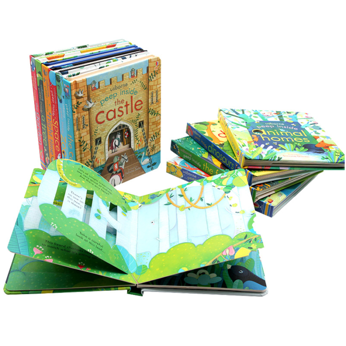 Educational and Colorful Children's Book
