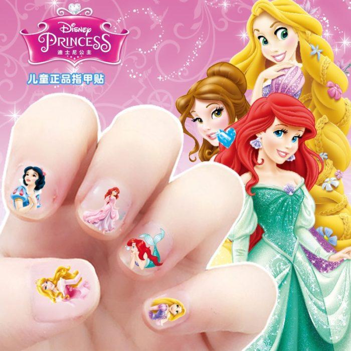 Kids Nail Sticker Disney Frozen