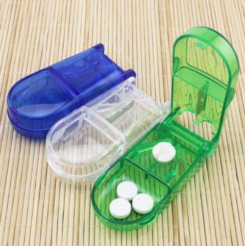 Medicine Cutter Pill Case Splitter
