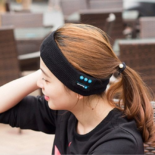 Bluetooth Headband Headphones Strap