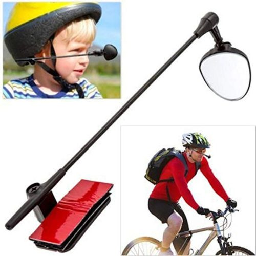Bicycle Helmet Mirror Rear View Mirror