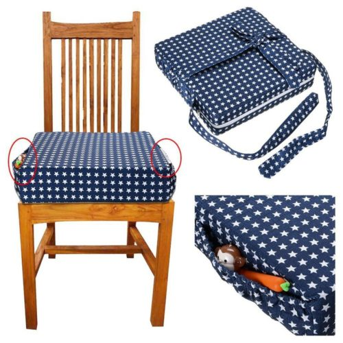 Removable Chair Cushion Pad