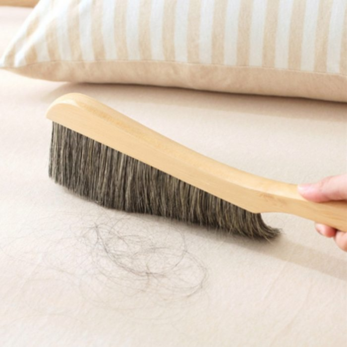 Dusting Brush Wooden Cleaning Tool