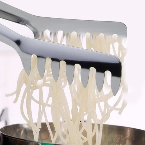 Pasta Tong Stainless Kitchen Tongs