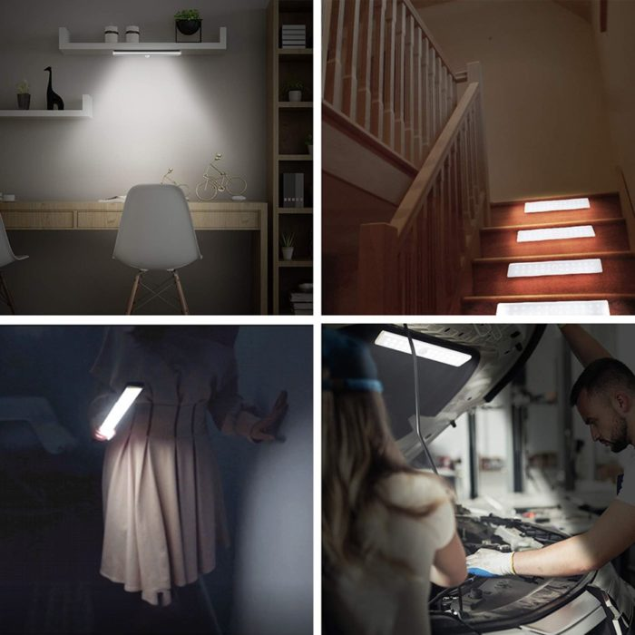 Rechargeable Battery Operated Sensor Lights