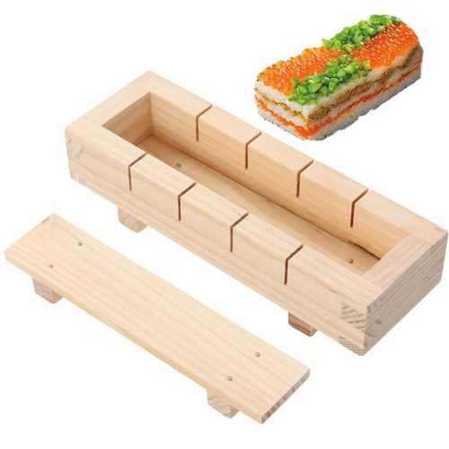 Sushi Press Wooden Mold