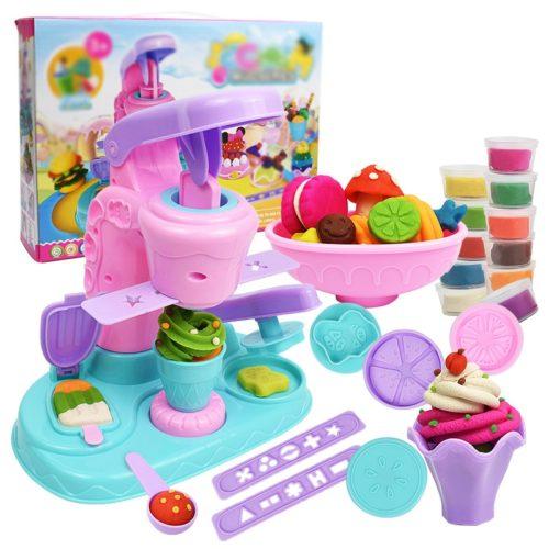 Play Dough Set Ice Cream Toys