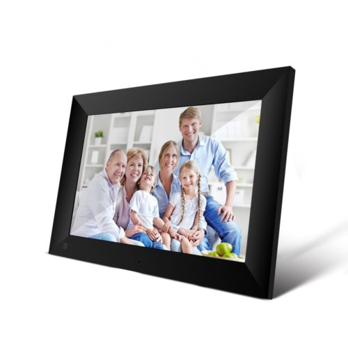 Digital Frame Touch Screen Photo Display