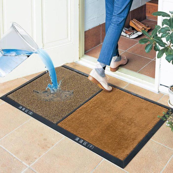 Foot Bath Mat Disinfecting Doormat