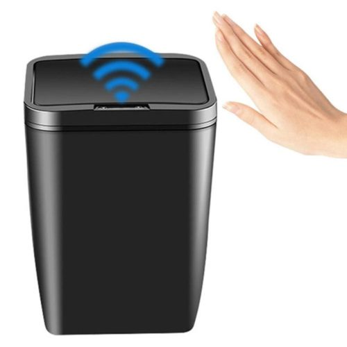 Touchless Garbage Can Motion Sensor Bin