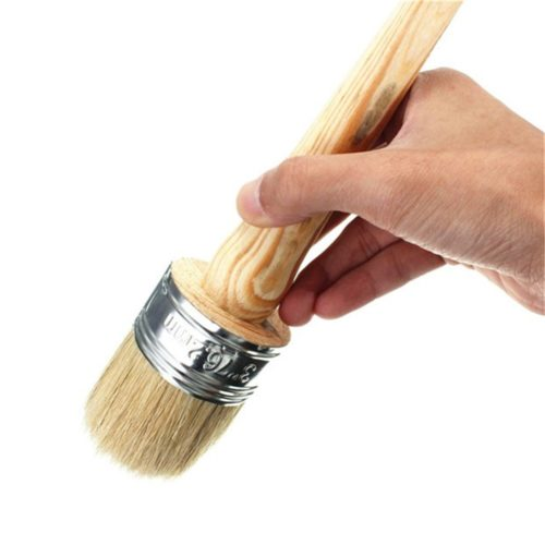 Chalked Paint Brush DIY Tool