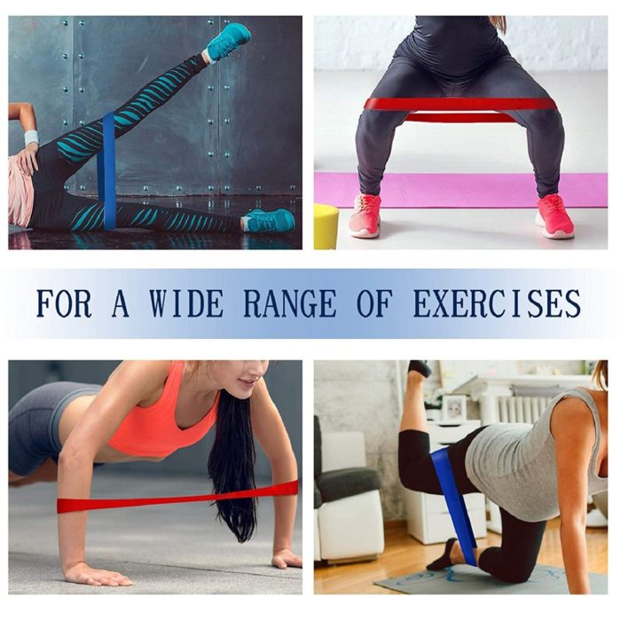 Workout Resistance Band Exercise Band
