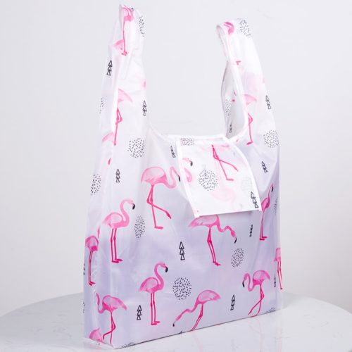 Foldable and Reusable Tote Bag