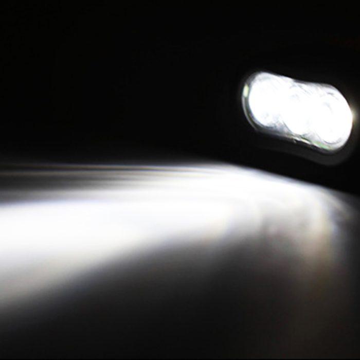 Emergency Flashlight Hand Crank Torch