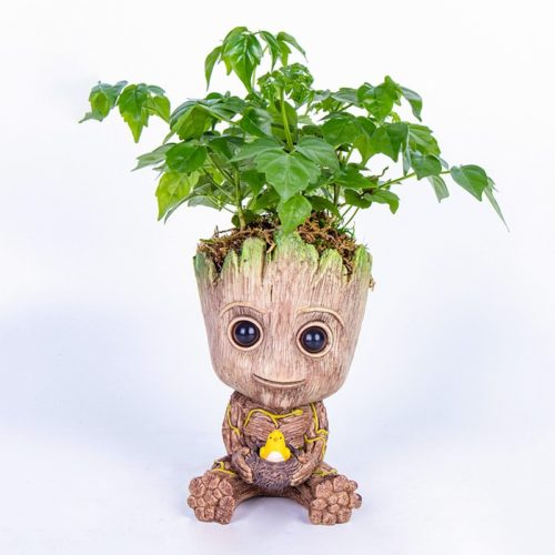 Baby Groot Planter Small Plant Holder