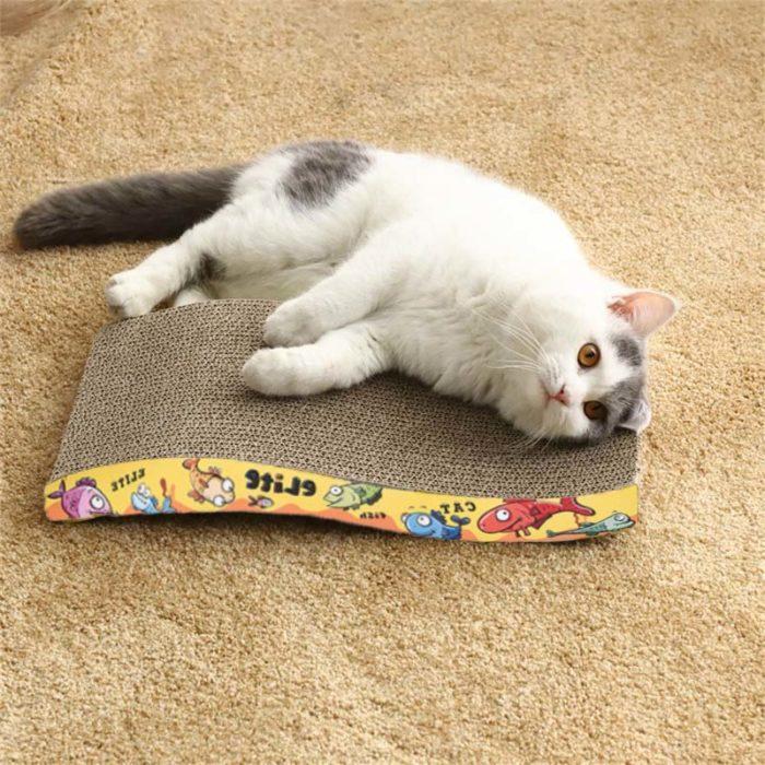 Cat Scratching Pad Pet Scratch Board