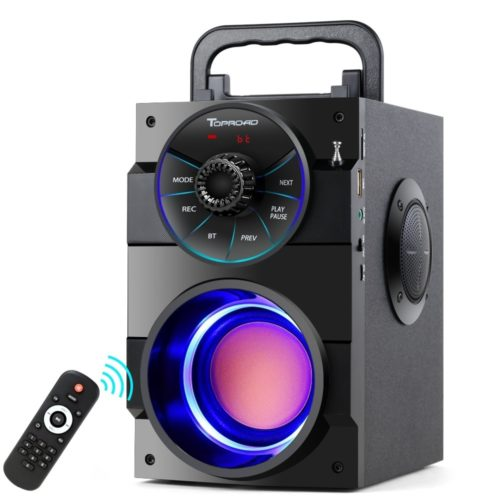 Bluetooth Speaker Subwoofer Portable Stereo