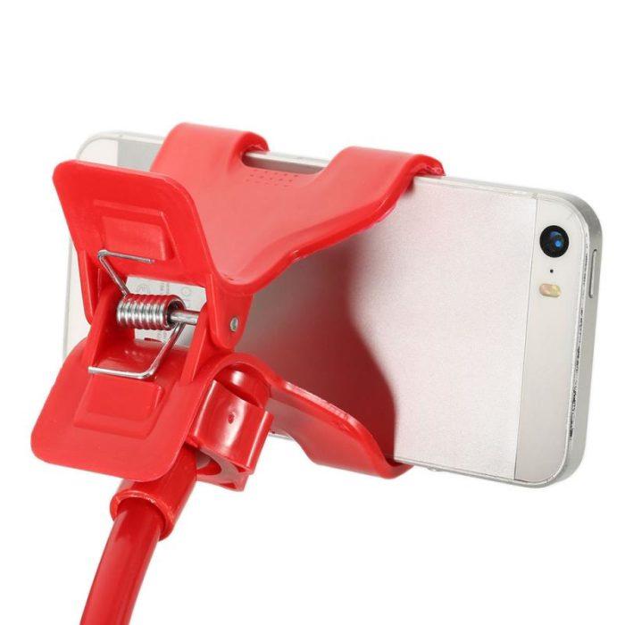 Gooseneck Phone Holder Universal Design