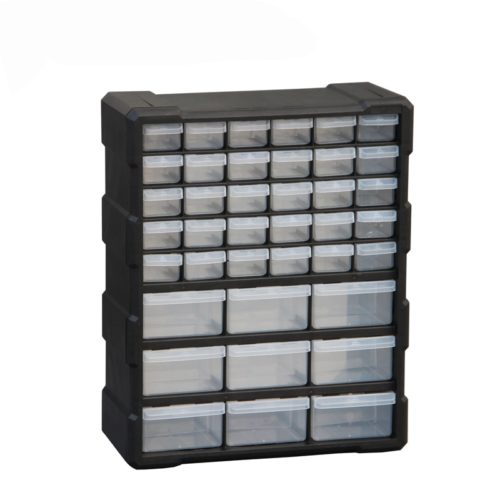 Multi-grid Mini Storage Drawers