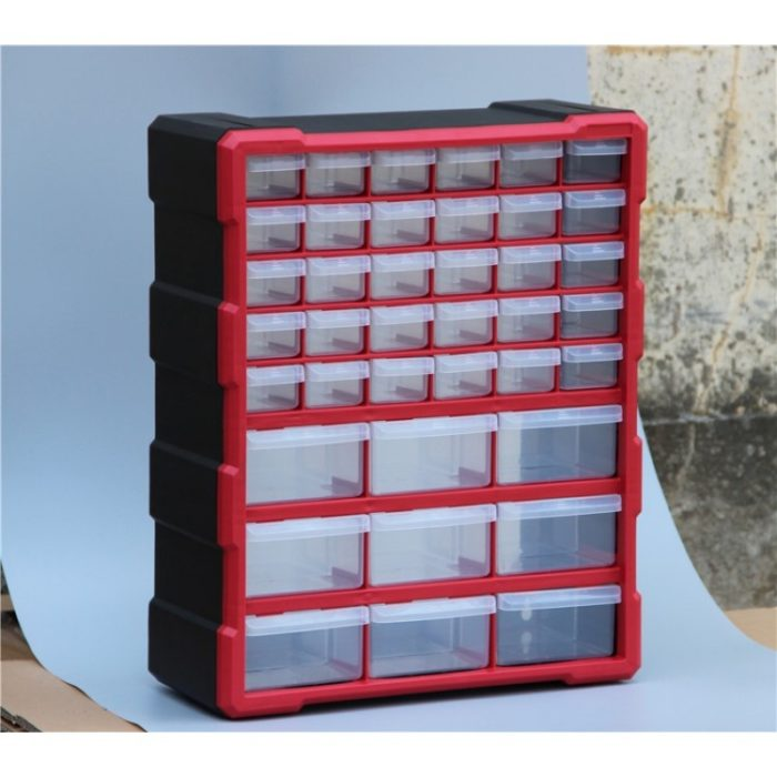 Multi-grid Mini Storage Drawers