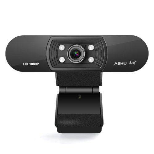 HD Webcam Widescreen Computer Camera