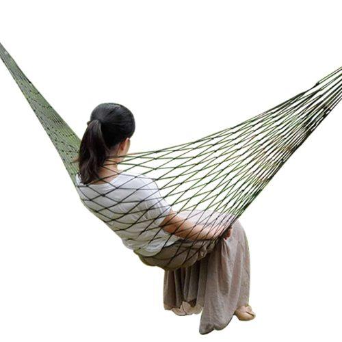 Net Hammock Nylon Net Swing