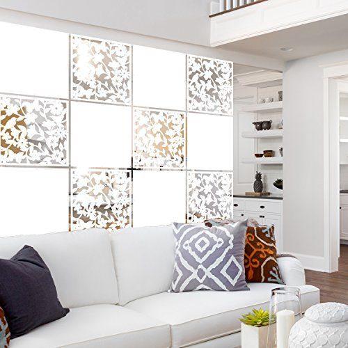 Decorative Hanging Dividers Set (12Pcs)