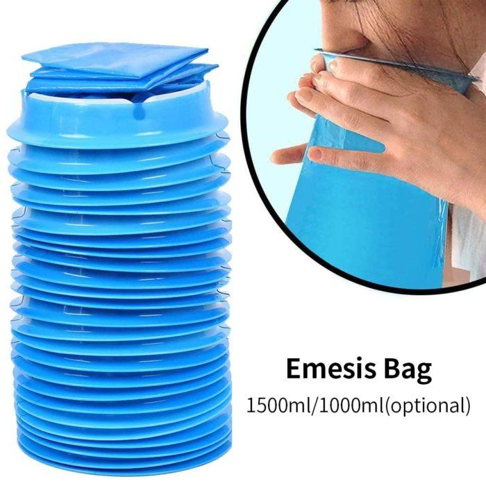 Vomit Bags Motion Sickness Bag (25 PCs)