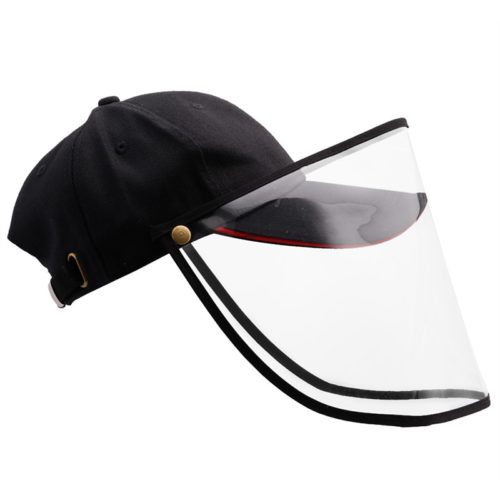 Unisex Hat with Face Shield