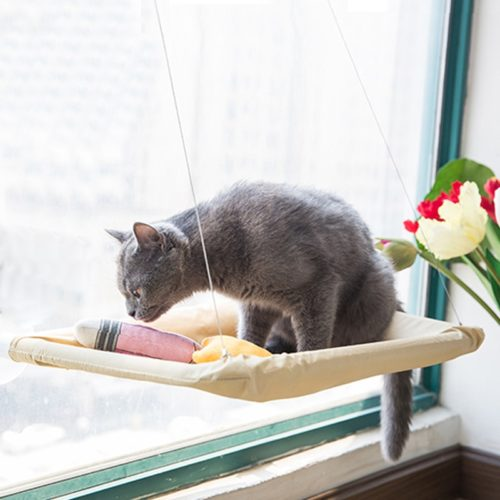 Window Seat for Cats Pet Hammock