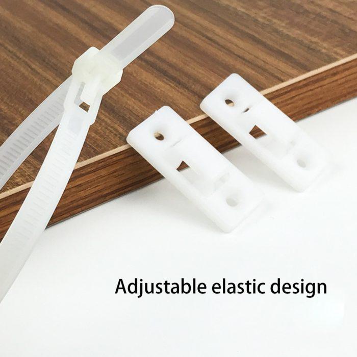 Furniture Wall Anchors 6-Piece Set