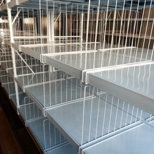 Wire Shelf Divider Multipurpose Partition