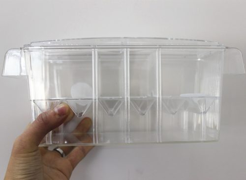 Fish Breeding Tank Acrylic Isolator