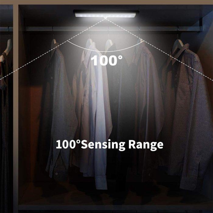 LED Closet Light Motion Sensor Lamp