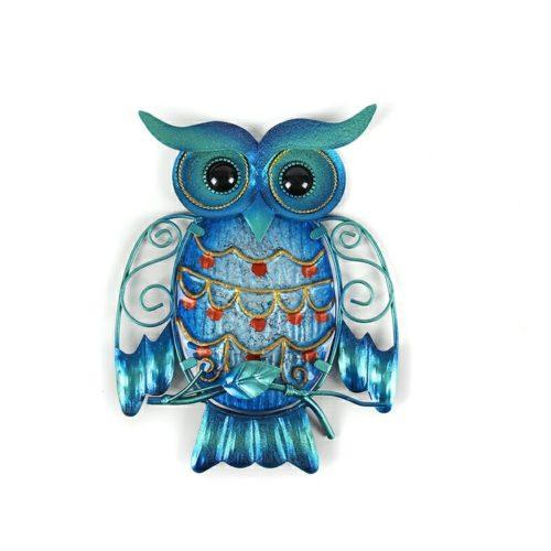 Metal Owl Home Decor Exquisite Accessory