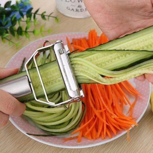 Julienne Slicer and Vegetable Peeler