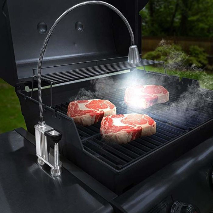 BBQ Grill Light with Adjustable Head
