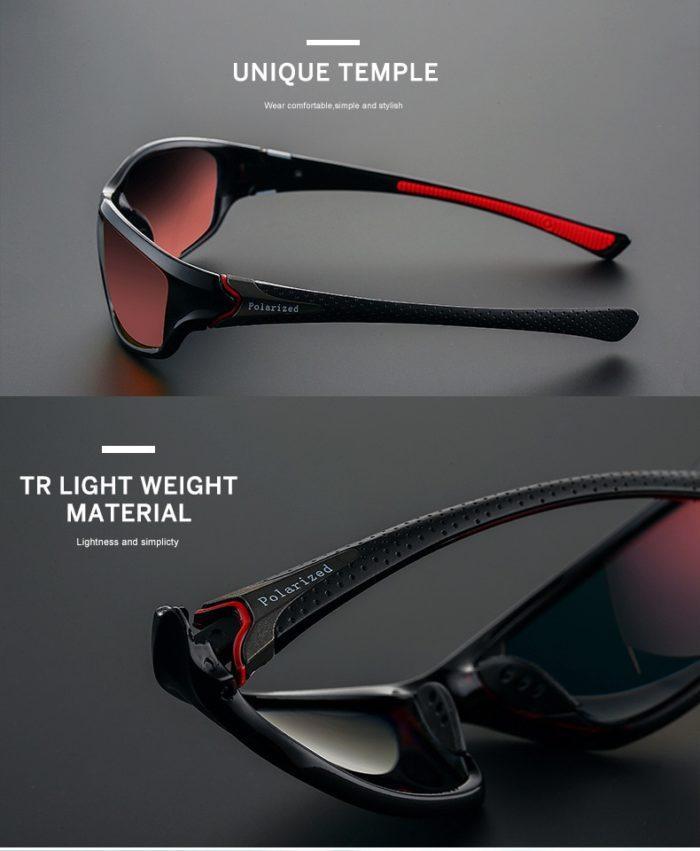 Polarized Fishing Sunglasses Unisex Eyewear