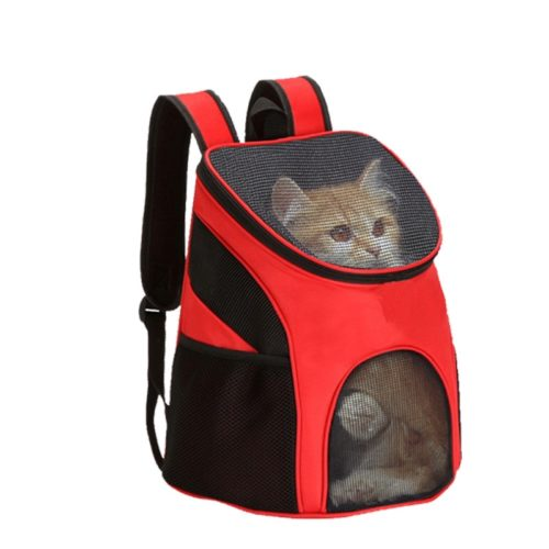 Foldable Backpack Pet Carrier Bag