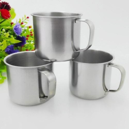 Stainless Steel Coffee Cup Outdoor Drinkware