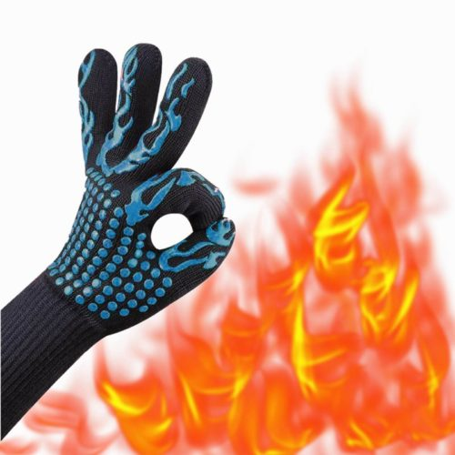 Heat Resistant Glove for Cooking (1 Piece)