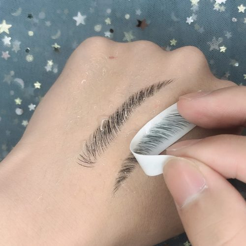 Eyebrow Stickers Hair-Like Tattoo