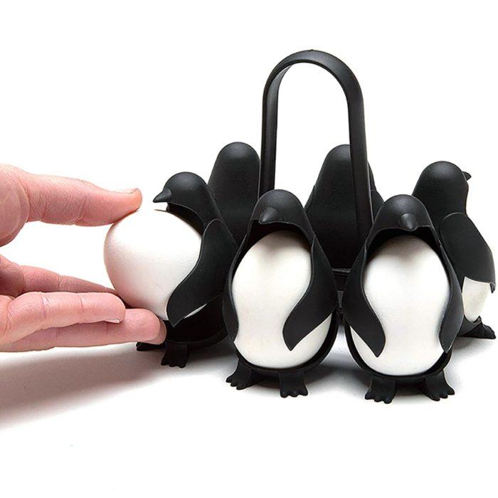 Penguin Egg Holder Boiling Tool