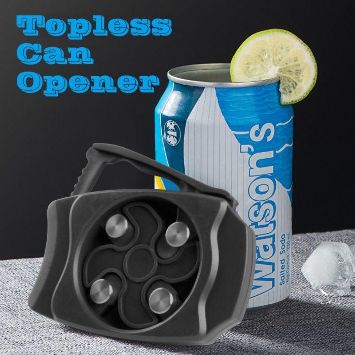 Go Swing Can Opener Topless Opener